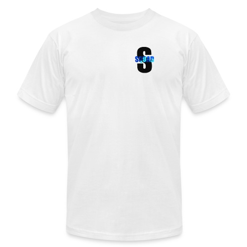 CAMO STROMEDY SQUAD LOGO - Men's Fine Jersey T-Shirt