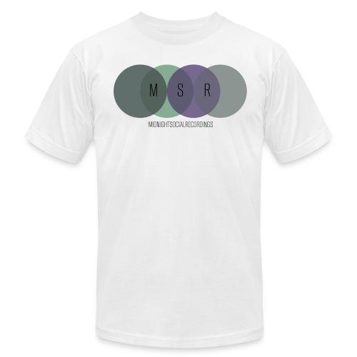 Midnight Social 1 - Men's Fine Jersey T-Shirt