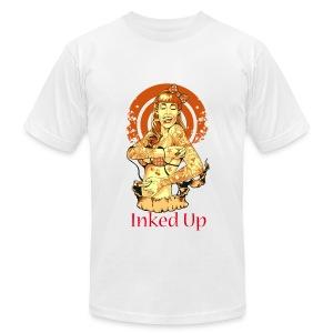 Inked Up T-Shirt - Men's Fine Jersey T-Shirt
