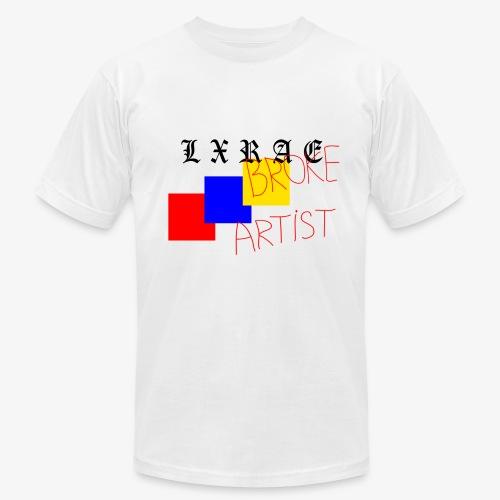 BROKE ARTIST - Men's  Jersey T-Shirt