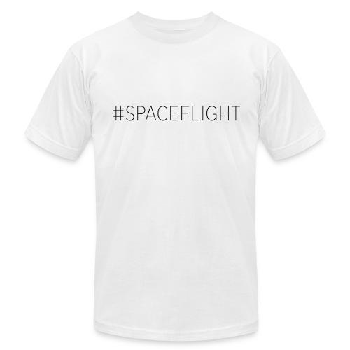 SPACEFLIGHT - Men's Fine Jersey T-Shirt