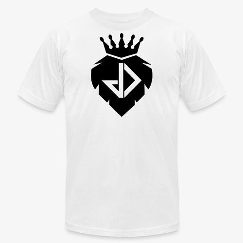 Dizzy (Lion Black) - Men's Fine Jersey T-Shirt