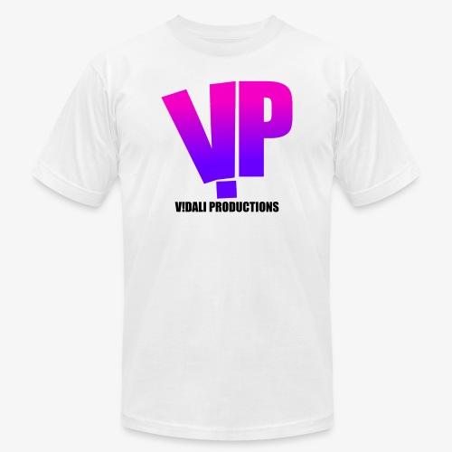 V!DALI PRODUCTIONS - Men's Fine Jersey T-Shirt