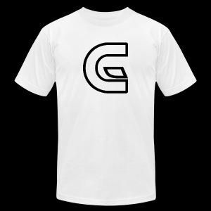 CHASE GLO TSHIRT LOGO - Men's Fine Jersey T-Shirt