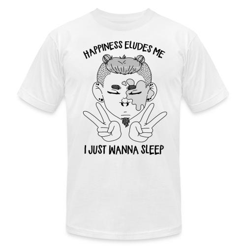 Happiness? - Men's Fine Jersey T-Shirt