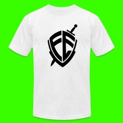 O Brasão da FE !! - Men's Fine Jersey T-Shirt