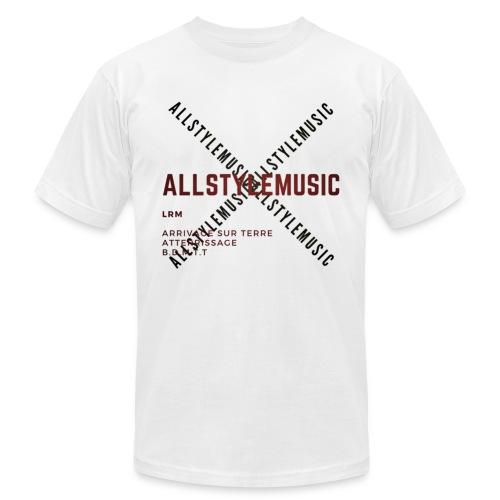 ALLSTYLESHIRT - Men's Fine Jersey T-Shirt