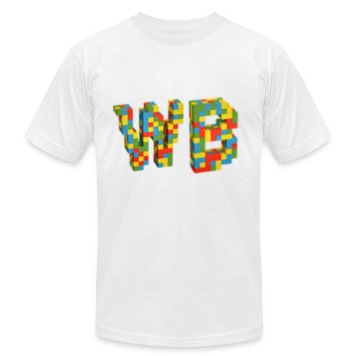 Widdle B - Men's Fine Jersey T-Shirt