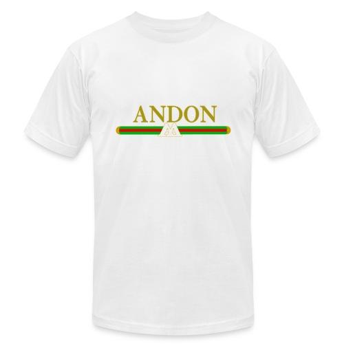 Andon Gucci (T-Shirt) - Men's Fine Jersey T-Shirt