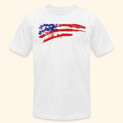 American flag shirt - Men's Fine Jersey T-Shirt