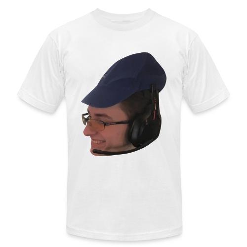 Noah's Face 2 - Men's Fine Jersey T-Shirt