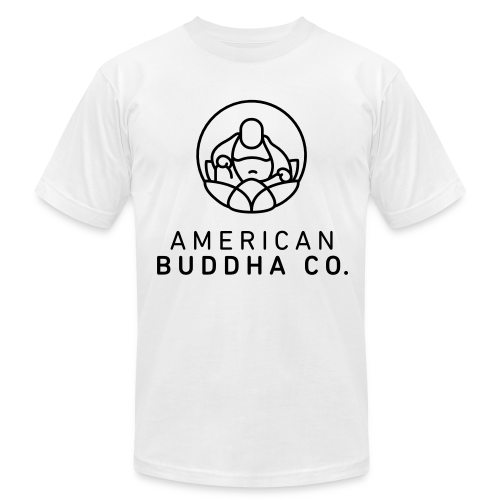 AMERICAN BUDDHA CO. ORIGINAL - Men's  Jersey T-Shirt