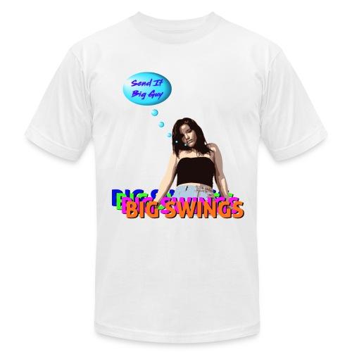 Send It Big Boy - Men's Fine Jersey T-Shirt