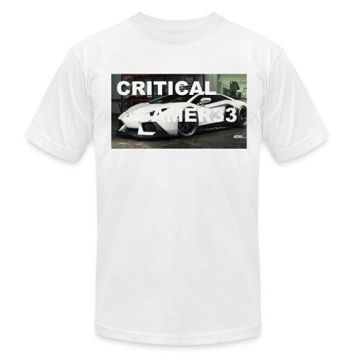 CRITIMERCH EXCLUSIVE - Men's Fine Jersey T-Shirt