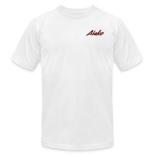 Aiako Simple Signature - Men's Fine Jersey T-Shirt