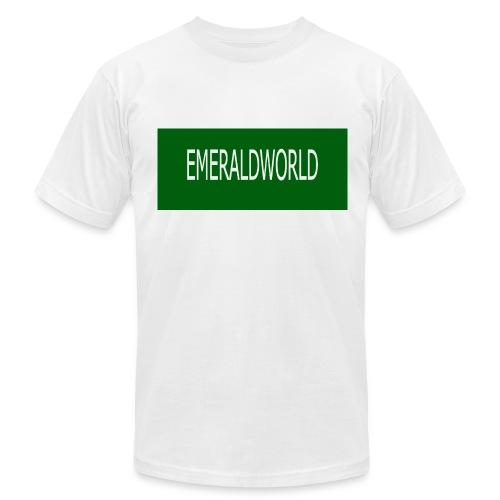 EMERALDWORLD MERCH - Men's Fine Jersey T-Shirt