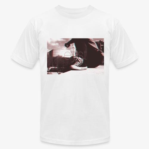 weird image - Men's Fine Jersey T-Shirt