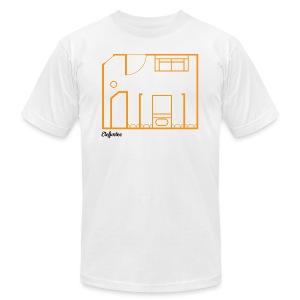 EFT d2 - Men's Fine Jersey T-Shirt
