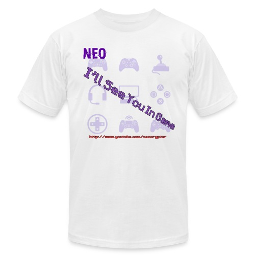 See You In game - Men's  Jersey T-Shirt