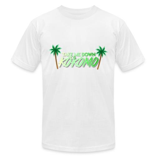 Kokomo - Men's Fine Jersey T-Shirt