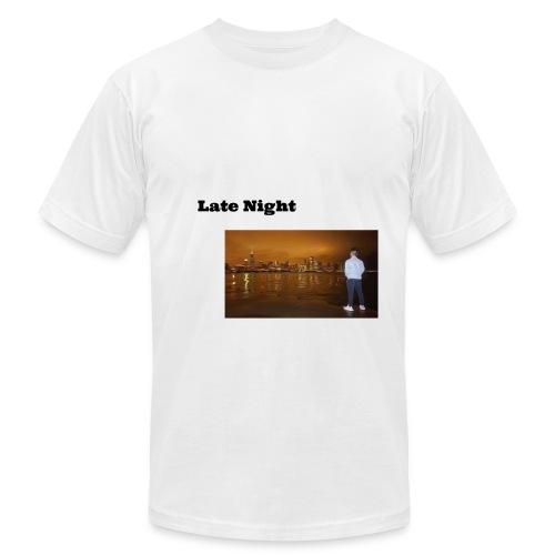 Late Night - Men's  Jersey T-Shirt
