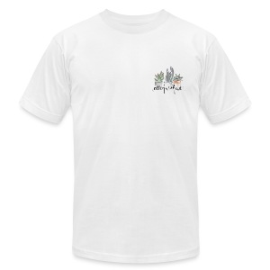 succulents - Men's Fine Jersey T-Shirt