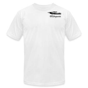 CCImports Logo - Men's Fine Jersey T-Shirt
