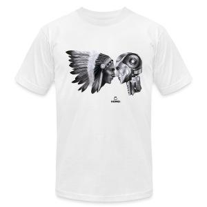 Wisdom - Men's Fine Jersey T-Shirt