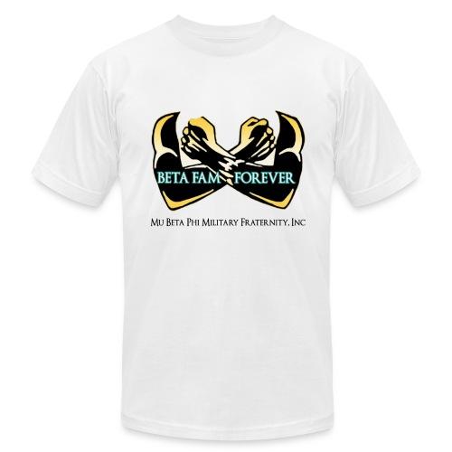 Beta Fam Forever - Men's Fine Jersey T-Shirt