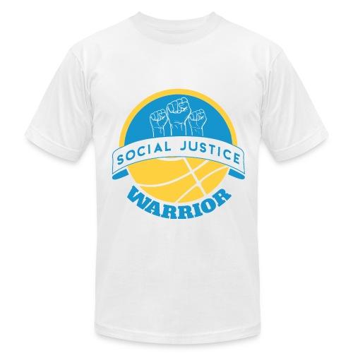 SJW - 2 - Men's Fine Jersey T-Shirt