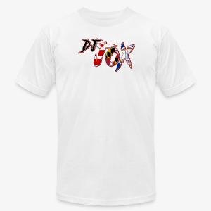 TEAMDJJOX - Men's Fine Jersey T-Shirt