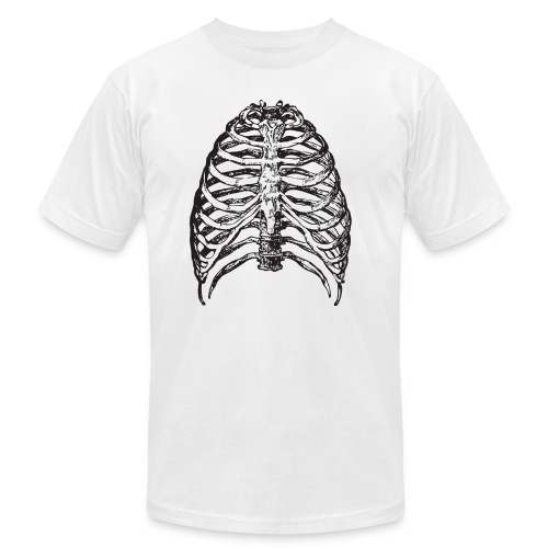 Ribs Ahoy!! - Men's Fine Jersey T-Shirt