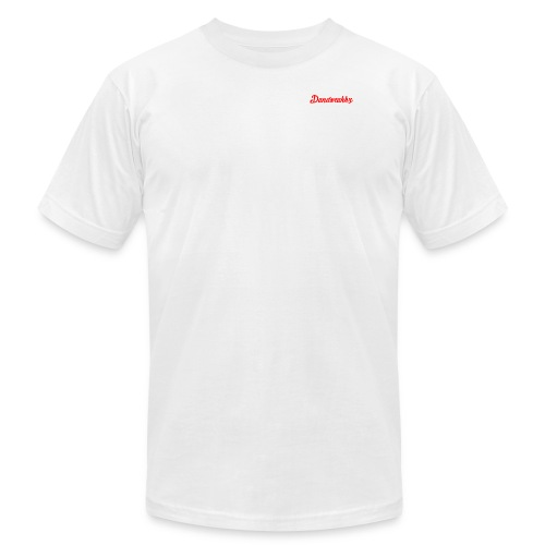 Logo Red - Men's Fine Jersey T-Shirt