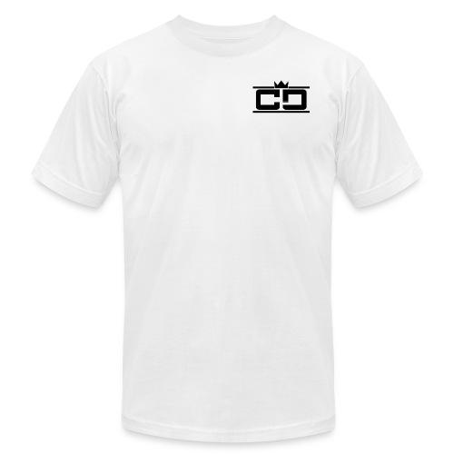 CD (King Design) - Men's Fine Jersey T-Shirt