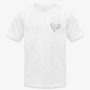 Diamond - Men's Fine Jersey T-Shirt