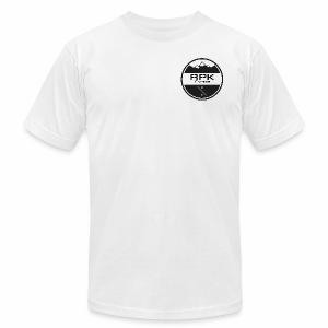 RPK Fit White - Men's Fine Jersey T-Shirt