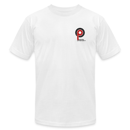 Parking Opportunity - Men's Fine Jersey T-Shirt