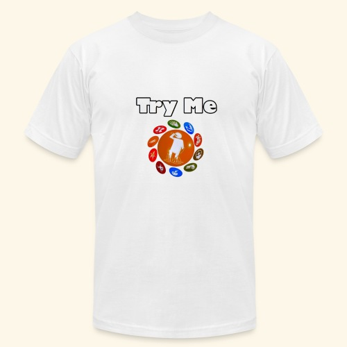 Try Me Limited Time Shirts - Men's Fine Jersey T-Shirt