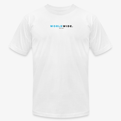 WEARWORLDWIDE - Men's Fine Jersey T-Shirt