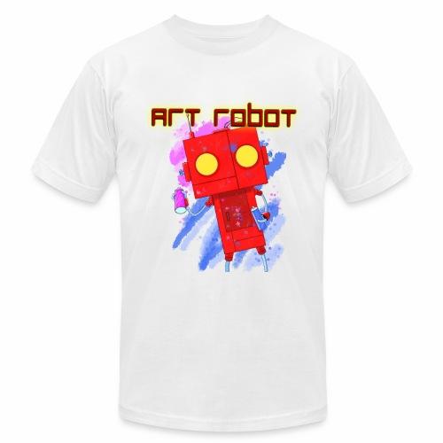 Art Robot - Men's Fine Jersey T-Shirt