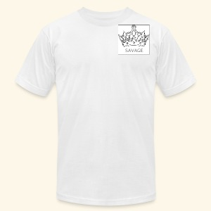 Savage Crown - Men's Fine Jersey T-Shirt