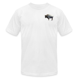 Buffalo Design - Men's Fine Jersey T-Shirt