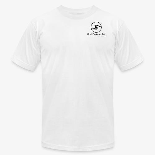 God, Culture, Art - Men's Fine Jersey T-Shirt