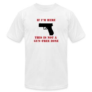 GunFreeZone - Men's Fine Jersey T-Shirt
