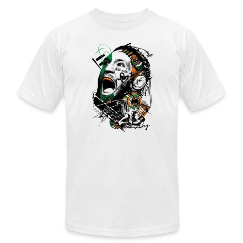 Conor McGregor Fury - Men's Fine Jersey T-Shirt