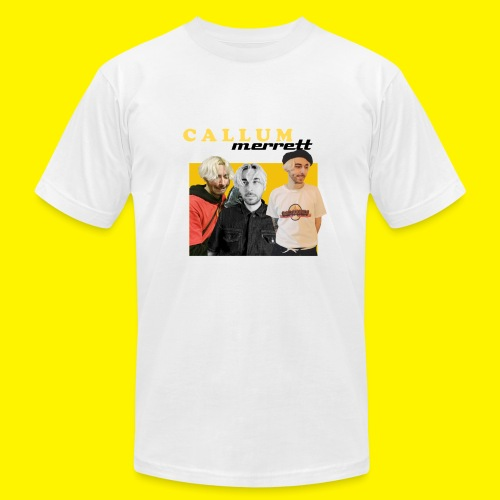 callum merrett - Men's Fine Jersey T-Shirt