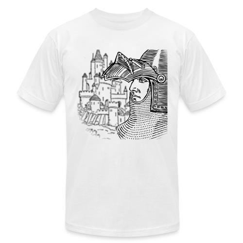 Lochivar's Bride - Young Lochinvar - Men's Fine Jersey T-Shirt