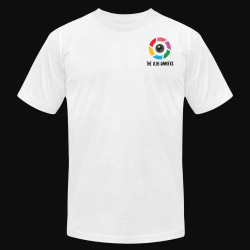 Vlog Dankers Camera Design - Men's Fine Jersey T-Shirt