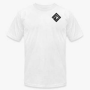 Legacy Logo - Men's Fine Jersey T-Shirt