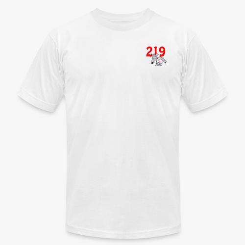 Region Rat - Men's Fine Jersey T-Shirt
